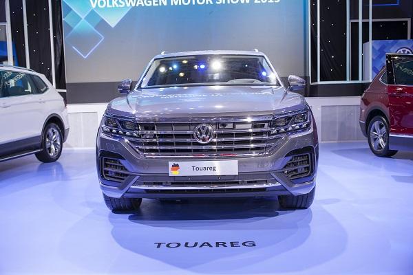 Volkswagen trưng bày xe có bản đồ 'đường lưỡi bò' tại VMS 2019