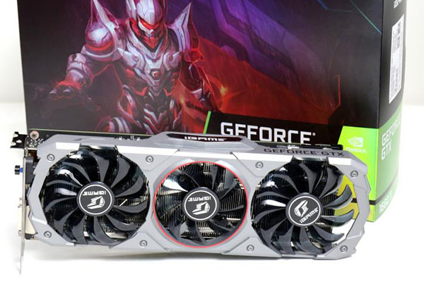 Colorful ra mắt loạt card đồ họa GeForce GTX 1660 Super