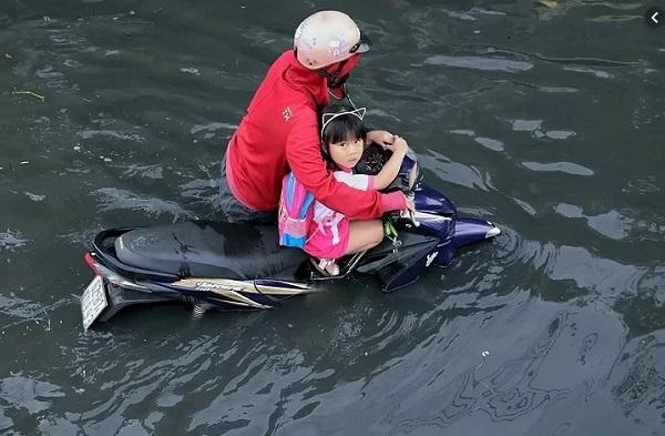 """Nghiên cứu của Mỹ: Miền nam Việt Nam """"có thể biến mất do nước biển dâng"""" vào năm 2050"""