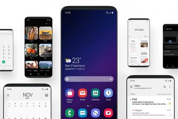 Samsung One UI 2.0: Sử dụng bằng một tay dễ hơn, tối ưu hóa tốt hơn cho thiết bị gập