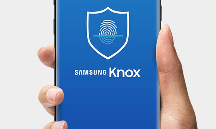Samsung Knox lọt vào danh sách 50 giải pháp IT hàng đầu ở Việt Nam