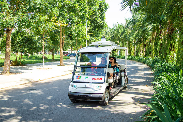 FPT thử nghiệm thành công xe tự hành cấp độ 3 trong khu đô thị Ecopark