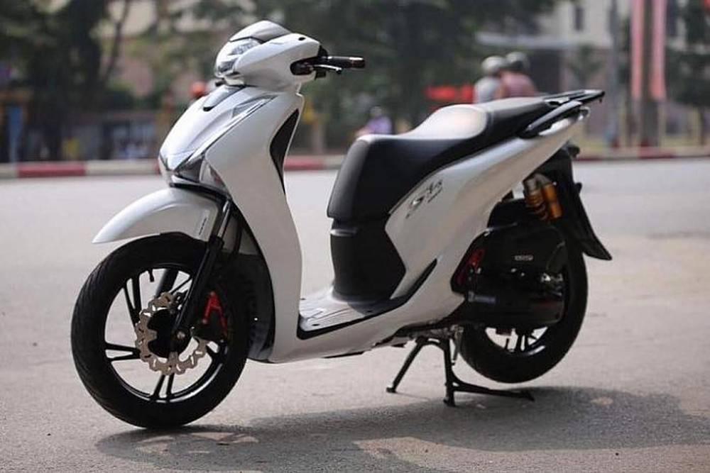 Bất ngờ: Honda sắp ra mắt SH phiên bản mới với nhiều cải tiến?