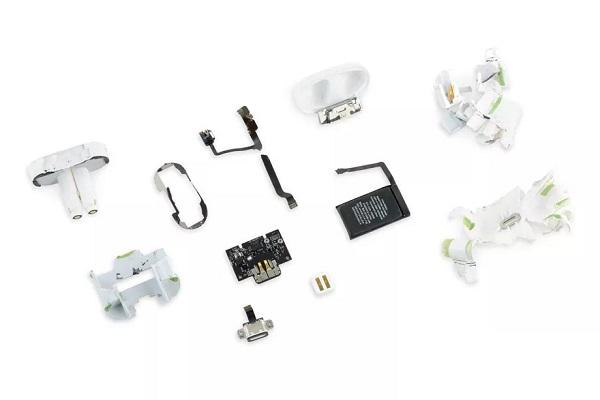 Mổ AirPods Pro: rất khó sửa và khó thay pin