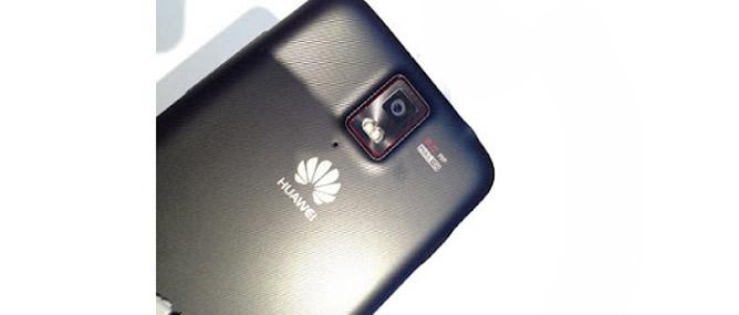 Huawei lùi ngày bán Ascend D Quad sang tháng 8
