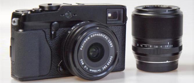 Fuji công bố lịch sản xuất ống kính cho máy ảnh X Pro