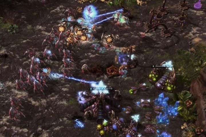 AI chơi StarCraft 2 của DeepMind đánh bại được 99,8% game thủ con người