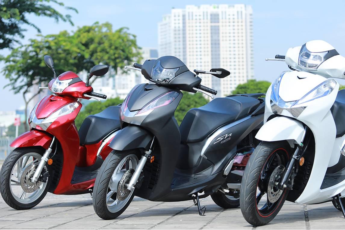 Honda SH 2020 bao giờ ra mắt?