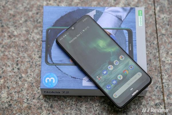Đánh giá Nokia 7.2: Bỏ thì thương, vương thì tội