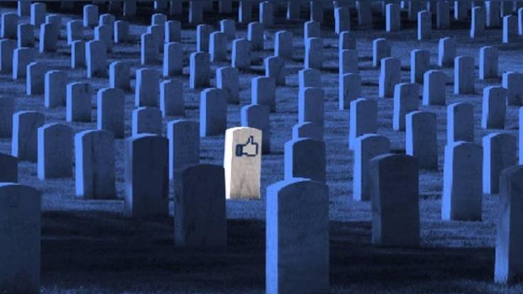 50 năm nữa trên Facebook số người dùng đã chết có thể vượt số người dùng đang sống