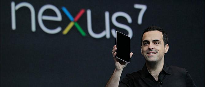 Google Nexus 7 chính thức: màn hình IPS 7 inch, Jelly Bean và CPU bốn lõi