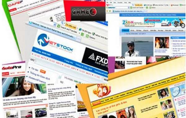 Tạm dừng cấp giấy phép các trang thông tin điện tử tổng hợp