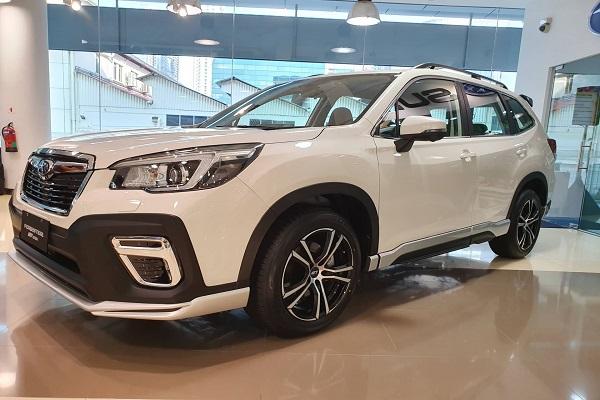 Subaru giới thiệu Forester GT phiên bản đặc biệt, có mặt tại Việt Nam vào năm sau