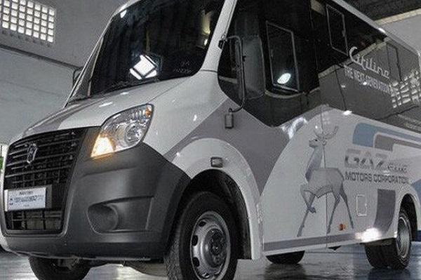 Tập đoàn ô tô Nga bắt đầu lắp ráp xe tại Việt Nam