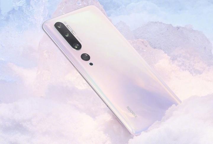 Xiaomi Mi CC9 Pro ra mắt với 5 camera, cảm biến chính 108 MP
