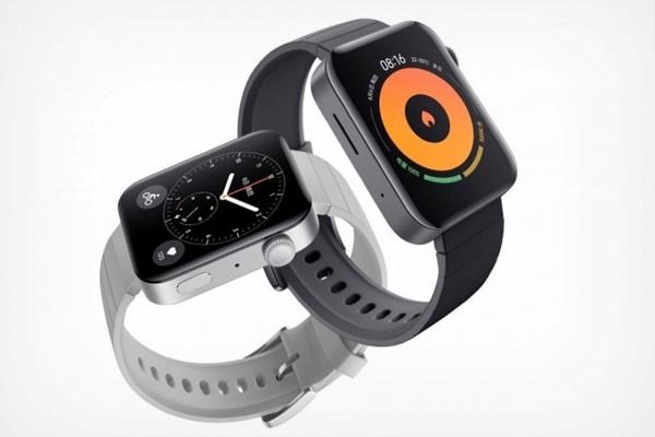"""Xiaomi ra mắt đồng hồ Mi Watch: chiếc """"Apple Watch chạy MIUI"""" giá chỉ 185 USD"""