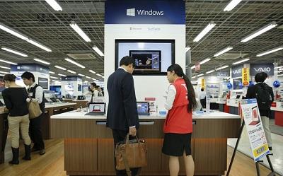 Làm việc 4 ngày/ tuần, năng suất lao động Microsoft Nhật Bản tăng 40%
