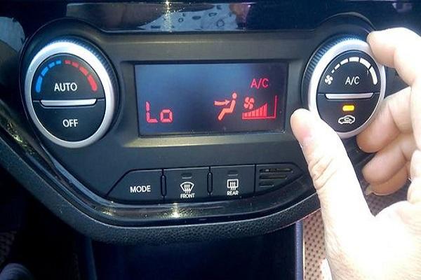 Chế độ sưởi ấm trên ô tô- những điều cần phải biết khi sử dụng lúc trời lạnh