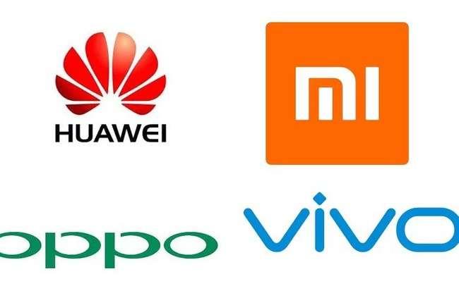 """Điện thoại Huawei tăng trưởng 64% tại quê nhà, """"tàn sát đẫm máu"""" đồng hương Oppo, Vivo và Xiaomi"""