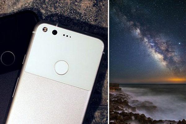 Google mang tính năng chụp ảnh thiên văn lên dòng Pixel 2, Pixel 3