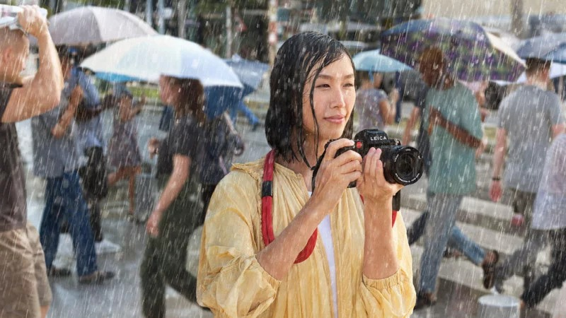 Leica tung ra máy ảnh mirrorless Leica SL2: chống rung hình ảnh trong thân máy, độ phân giải 187MP