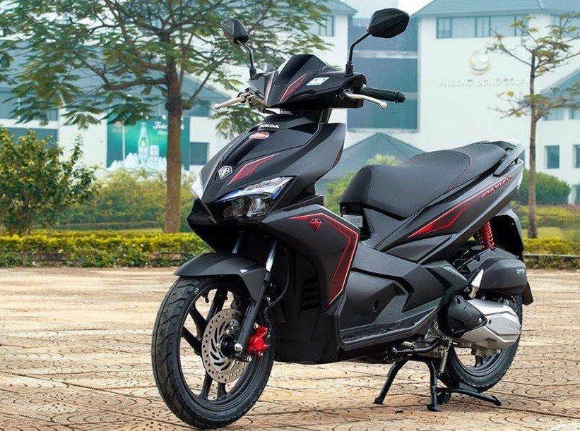 Honda Air Blade 150 ABS khi nào ra mắt?