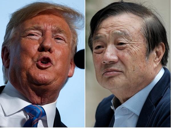 """CEO Huawei: """"Nếu muốn gặp, ông Trump đến Trung Quốc mà gặp tôi"""""""