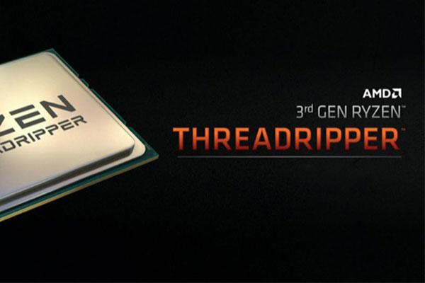 CPU AMD Threadripper thế hệ 3 ra mắt: Tối đa 32 nhân, giá từ 1.400 USD