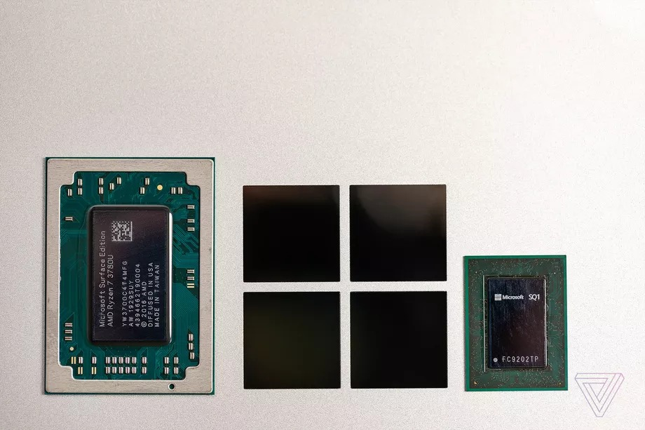 Microsoft đánh cược vào canh bạc rời bỏ Intel cho dòng Surface của mình nhưng thất bại