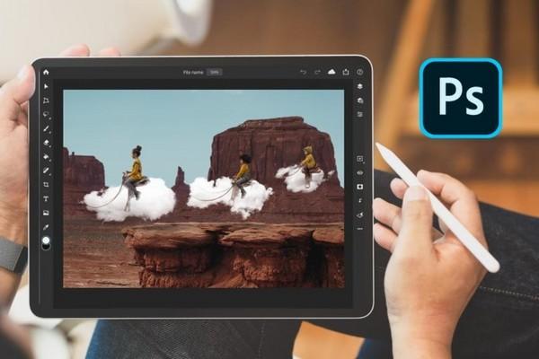 Chỉ mới ra mắt không lâu, ứng dụng Photoshop cho iPad đã phải nhận hàng loạt đánh giá tiêu cực