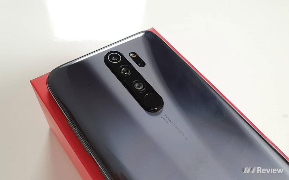 """Đánh giá Redmi Note 8 Pro: """"vua hiệu năng"""" trong phân khúc 6-7 triệu đồng"""