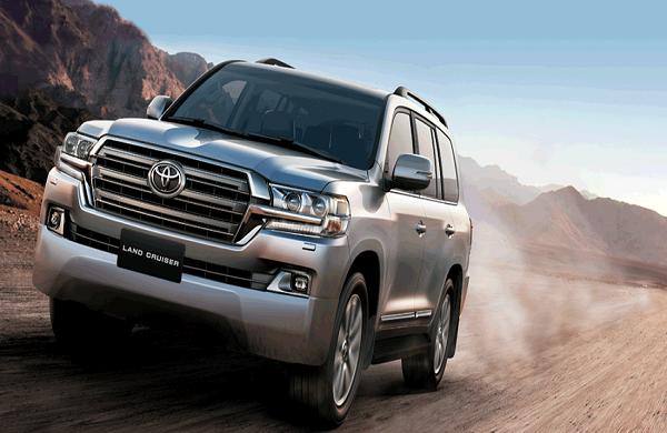 Toyota Land Cruiser 2020 giá 4,038 tỷ đồng, tăng gần 50 triệu đồng