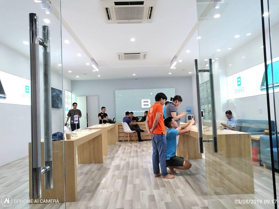 CEO Nguyễn Tử Quảng: Bkav đang mở rộng chuỗi cửa hàng Bphone Store trên toàn quốc