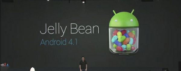 Android 4.1 Jelly Bean ra mắt giữa tháng Bảy với giao diện mới