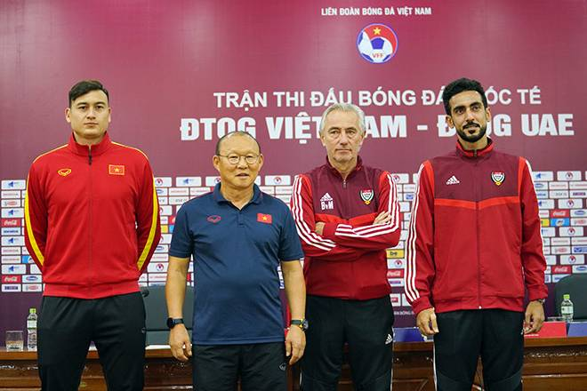 Trực tiếp Việt Nam - UAE ngày 14/11: 'Việt Nam là đội mạnh nhất bảng G'