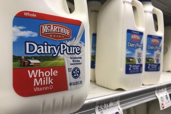 Công ty sữa số 1 Mỹ tuyên bố phá sản do người Mỹ ngày càng ít uống sữa