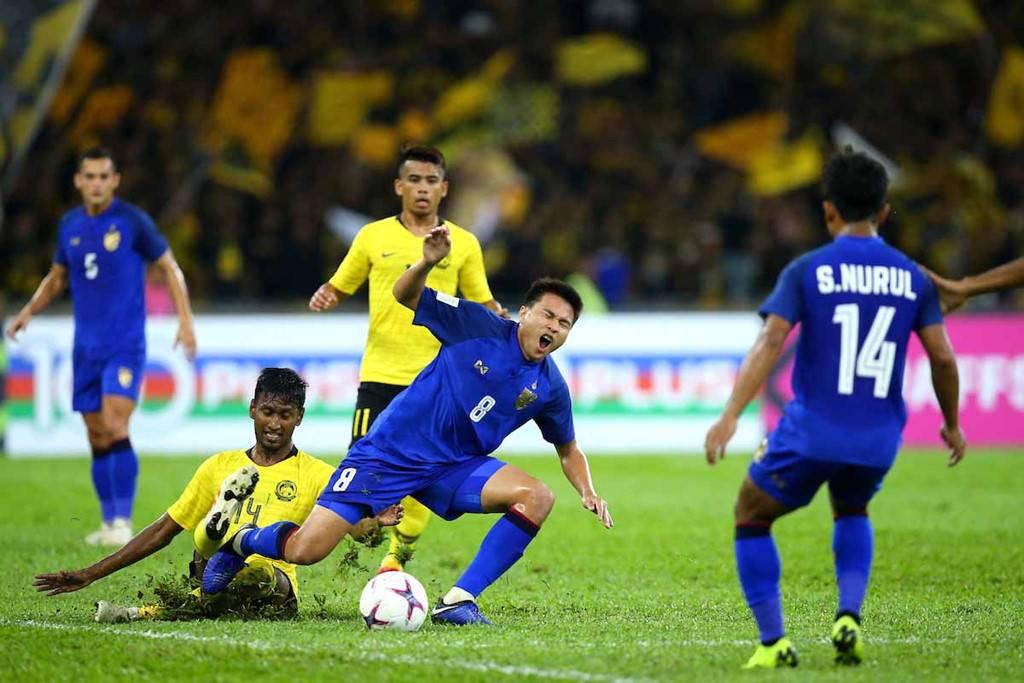 Malaysia - Thái Lan ngày 14/11 mấy giờ đá?