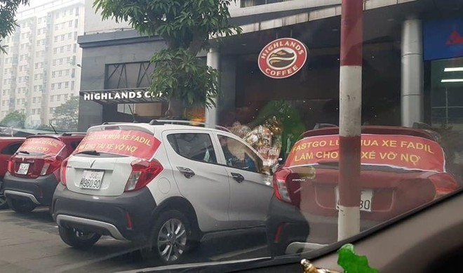 Tài xế tố FastGo lừa mua xe Fadil, hãng nói lái xe không giữ cam kết
