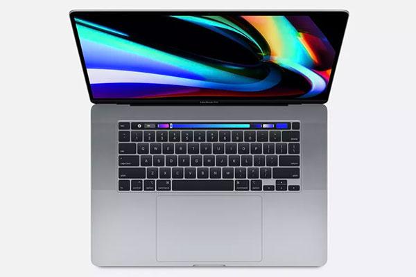 MacBook Pro 16 inch bản 'xịn' nhất giá 140 triệu đồng
