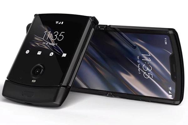 Motorola công bố RAZR 2019, gập như dòng RAZR huyền thoại, chip Snapdragon 710, giá 1500 USD