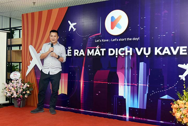 KAVE.vn ra mắt dịch vụ đặt xe đi sân bay và vé máy bay