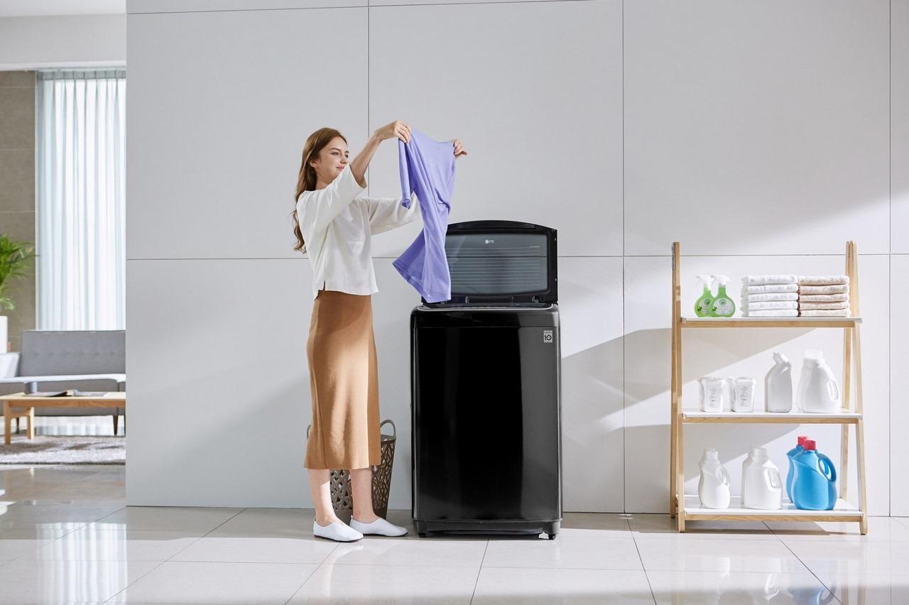 LG ra mắt máy giặt lồng đứng hơi nước DD tại Việt Nam: trang bị cả WiFi,  giá từ 12,3 triệu đồng