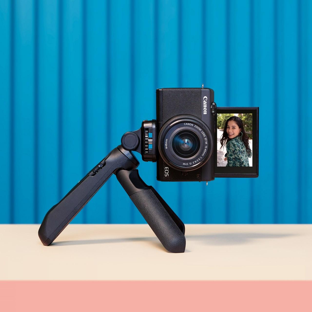 Mirrorless phổ thông Canon EOS M200 trình làng tại Việt Nam: trang bị lấy nét theo mắt và quay video 4K, giá dự kiến 15,9 triệu kèm kit 15-45mm