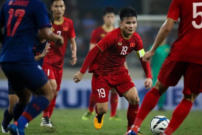 Xem trực tiếp Việt Nam - Thái Lan ngày 19/11 trên kênh nào?