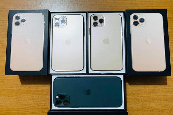 iPhone 11 Pro bán ế, giá xuống thấp hơn cả Hong Kong, Singapore