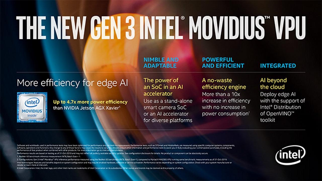 Intel tăng tốc phát triển và nâng cao hiệu năng AI bằng hàng loạt phần cứng mới
