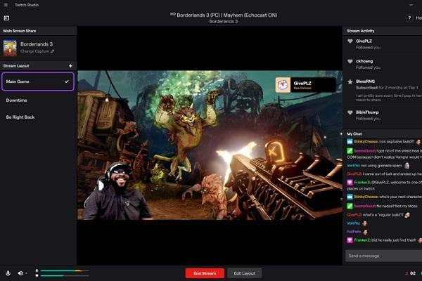 Tương lai của live-stream đang phụ thuộc vào Twitch