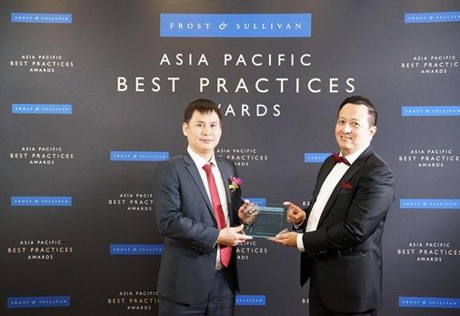 Viettel Telecom được trao giải 'Nhà cung cấp dịch vụ data di động tốt nhất'