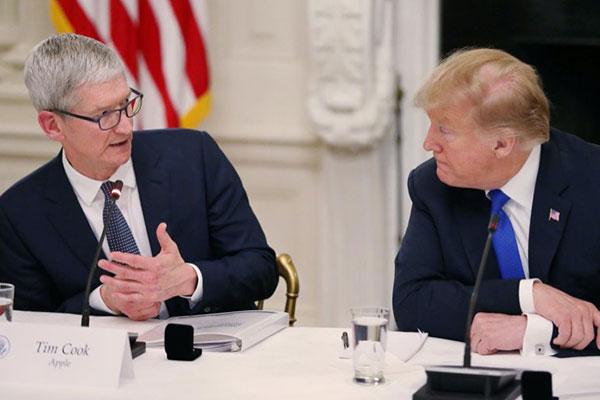 Tổng thống Mỹ sắp thăm nhà máy sản xuất Mac Pro tại Texas