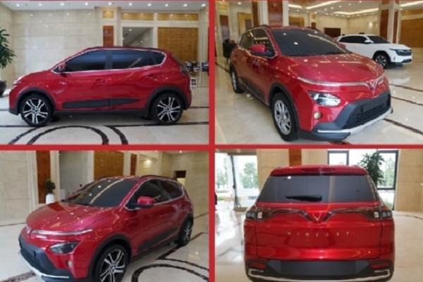 Hai mẫu xe mới của Vinfast lần đầu lộ diện